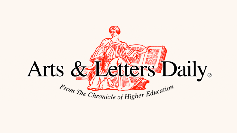 Arts and Letters - Magazine cover